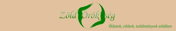 Zöld(Örök)ség: Tusfürdő házilag