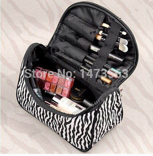 Cheap Cosmetic Bags & Cases, Buy Directly from China Suppliers:Lady Cosmetic Nail Art Tool Bag Makeup Case Toiletry Holder Storage ZebraFeatures: 100% Brand New.Compact cosmetic