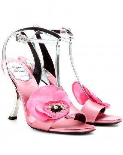 Chaussures Plates à Bouts Pointus En Cuir Verni Dorsay - NoirRoger Vivier nz7SA3AZ4S