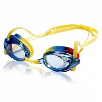 Speedo Kid's Vanquisher Goggles make your little swimmer feel like a true competitor! Sleek styling, vibrant colors.
