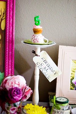 Vintage Tea Party - Kara's Party Ideas - The Place for All Things Party