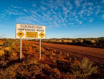 Red Dirt Adventures on the Outback Way