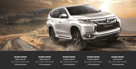 harga pajero #Dakar 2017  Rp.505.000.000 please call 082121606610
