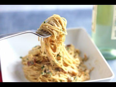 Паста КАРБОНАРА легко и просто или Райская кухня vs Адская кухня https://youtu.be/kGCYJPHztMk