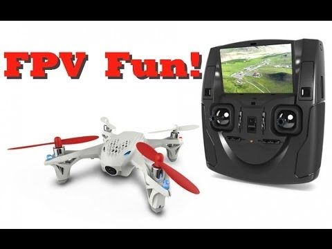 FPV Quadcopter Review- Hubsan H107D - http://bestdronestobuy.com/fpv-quadcopter-review-hubsan-h107d/