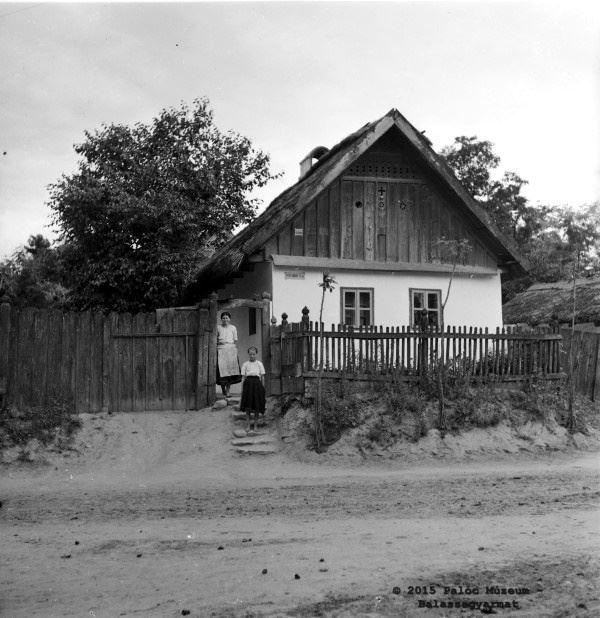 Galgahévíz, 1935 Fotó: palocmuzeum.hu