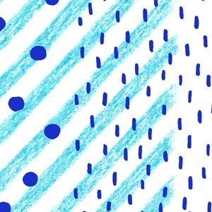 SOU・SOU blue aqua turquoise teal