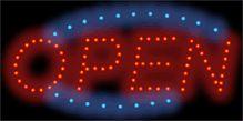 Basic Animated LED Open Sign