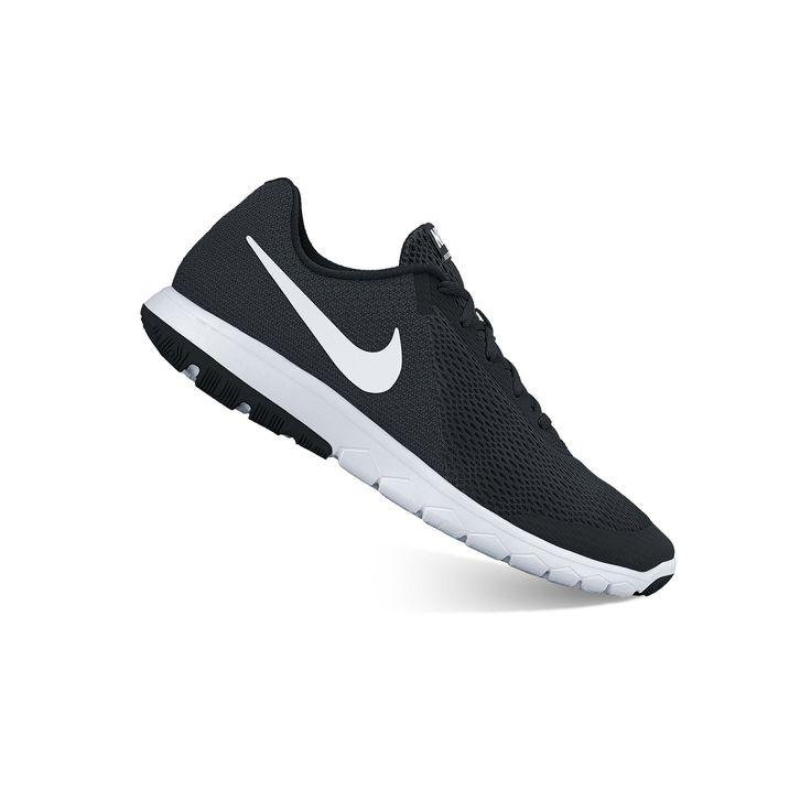 Nike Flex Experience 6 Women's Running Shoes, Size: 10.5 Wide, Black