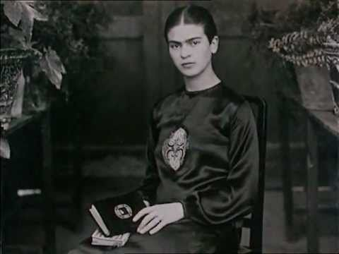 FRIDA KAHLO (1907~1954) : Biography ~~a Woman in Rebellion (DOCUMENTARY)