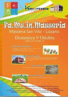 TARAStv: FAMIGLIE AL MUSEO NELL'INCANTO DELLA MASSERIA SAN ...
