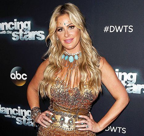 Kim Zolciak Suffers A Mini Stroke; Will She Return to DWTS?!