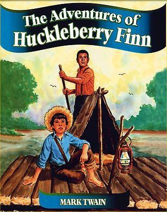 the true american classic in huckleberry finn by mark twain Get free homework help on mark twain's adventures of huckleberry finn:  at a period in american history when most african  boys establishes him as a classic.