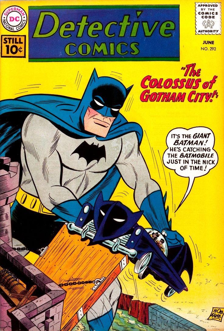 Detective Comics #292