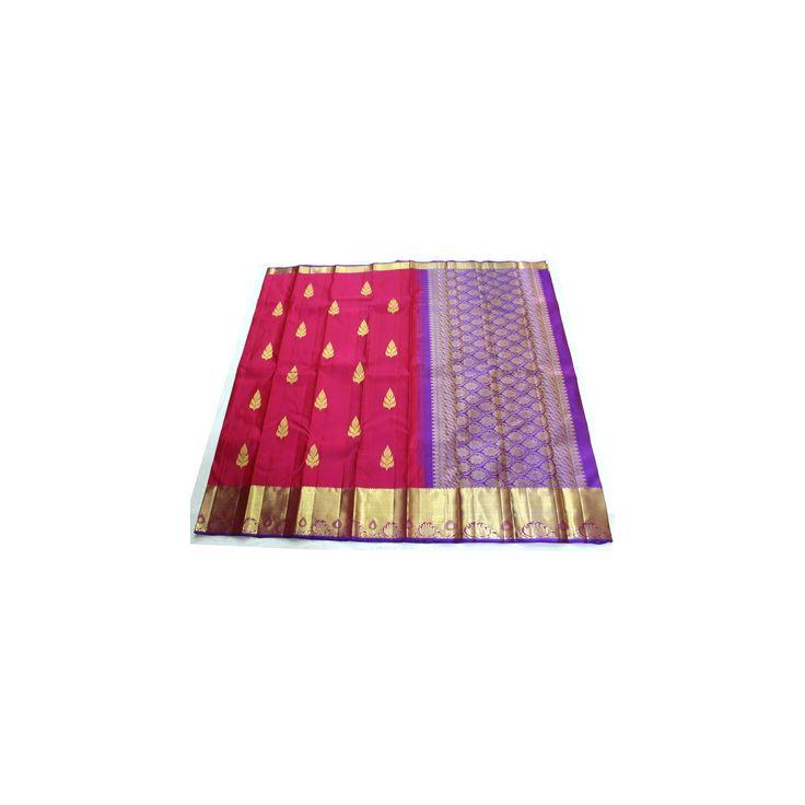 kanchipuram Pure Silk Saree Online  www.kanjeevaramsilks.in/