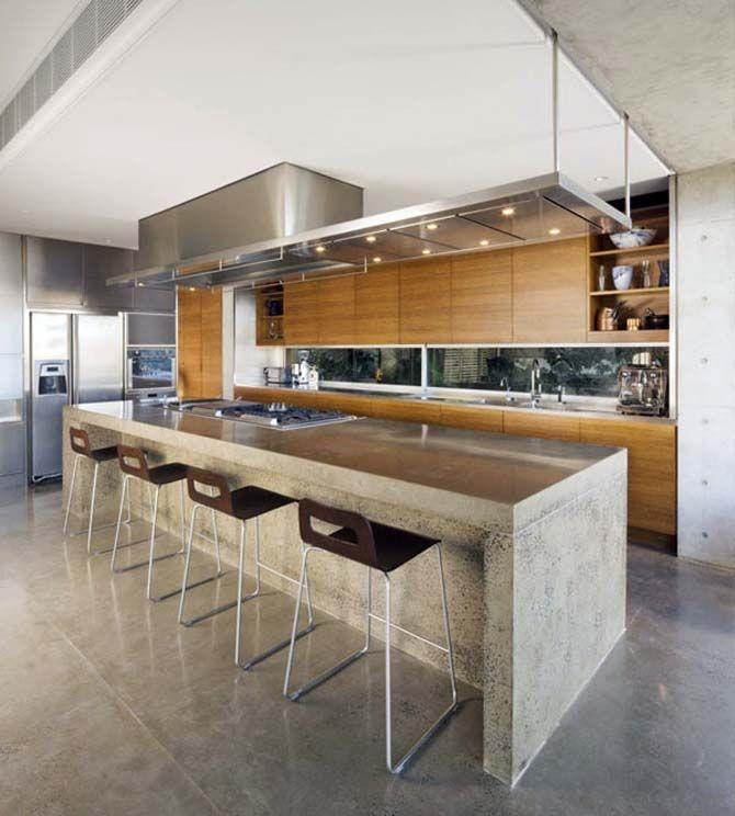 Modern Wooden Clovelly House.
