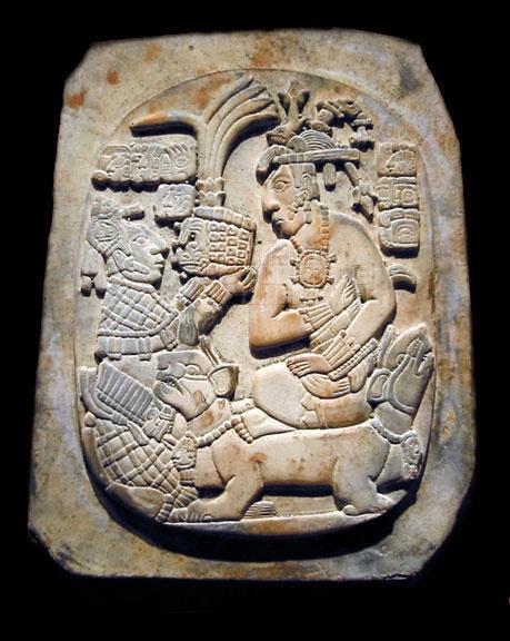 Ancient Maya Art Cast Stone Sculpture #native #american #nativeamerican #art #sculpture