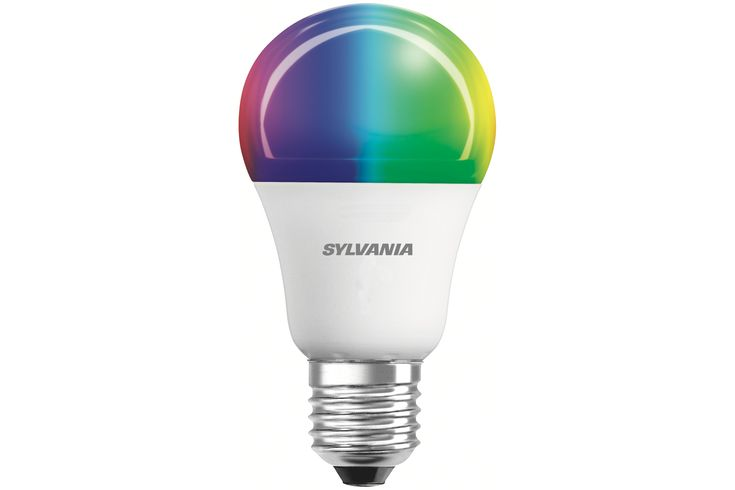 Sylvania smart light bulb talks to Siri without a hub