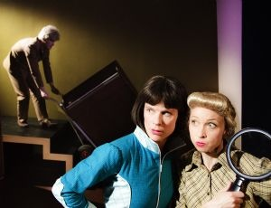 """From Teater Hund's production """"HUND 009. The mystery of why-life-sometimes-seem-so-hard"""" (2011). Photo: Malle Madsen"""