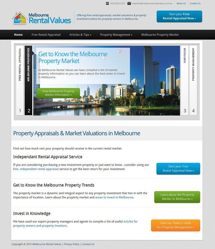 Melbourne Rental Values - Renegade Empire
