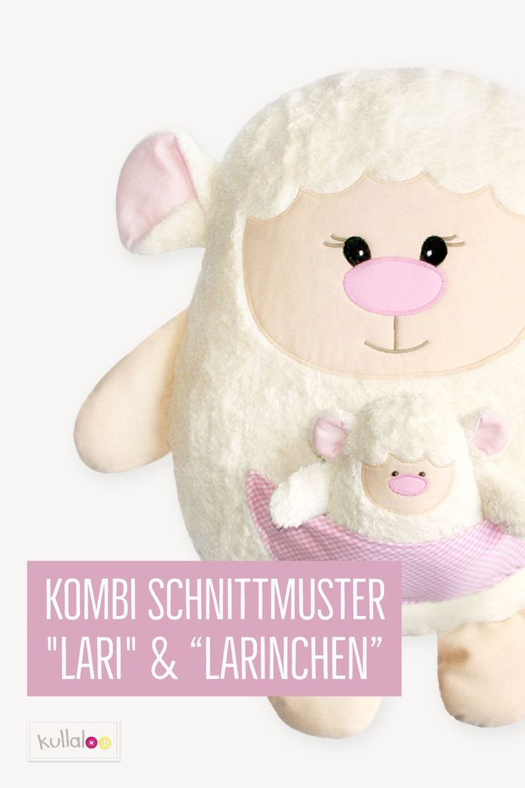 65 best Kuscheltiere nähen ✁ images on Pinterest