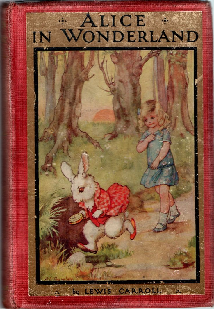 Value Of Alice In Wonderland Book