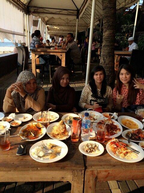 Seafood bandar DJakarta