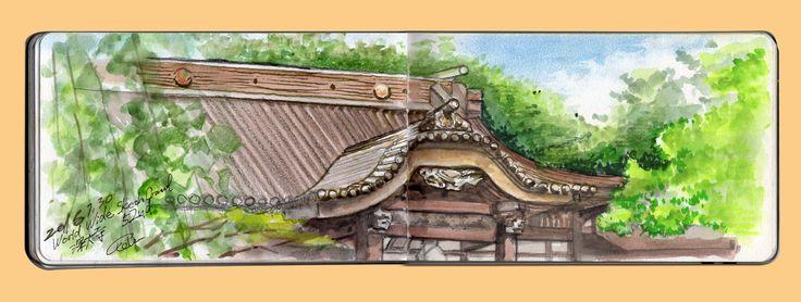 JINDAIJI_Shrine  Tetsuro Honda