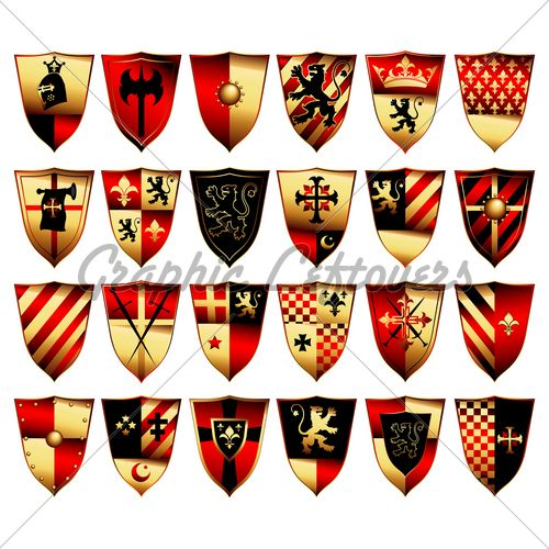 19 Best Sheild Images On Pinterest Medieval Shields Middle Ages