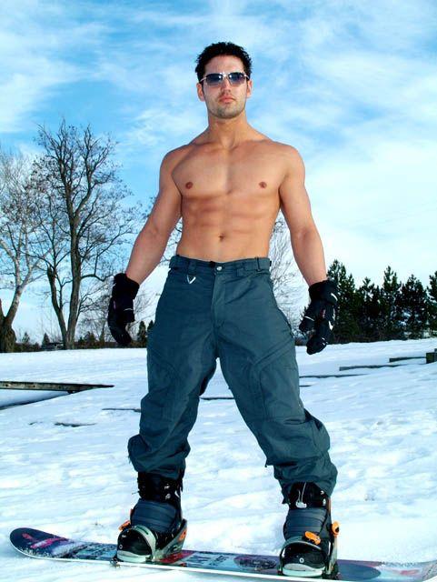 Pin On Shirtless Snow