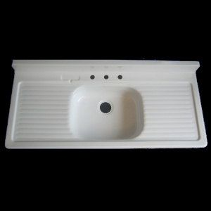 Drainboard Kitchen Sink : Reproduction Drainboard Kitchen Sink by nbidrainboardsinks on Etsy, $ ...