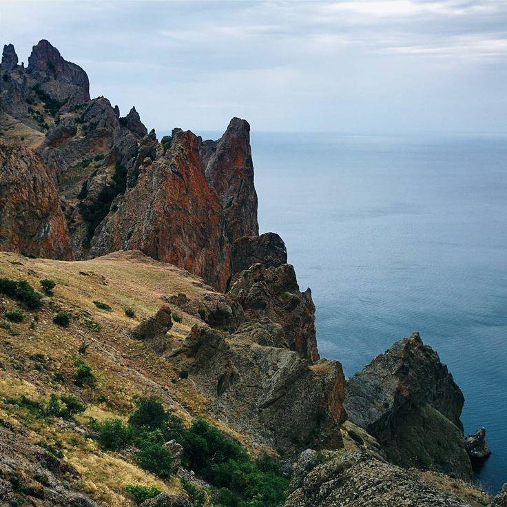 Climb The Kara-Dag Mountain To Become True Traveler #360