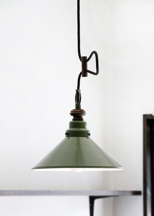 後藤照明 Verdeシリーズ メッシーナ アルミP5セード緑塗装ペンダント glf3335 | 後藤照明,ペンダントライト | | surou web shop
