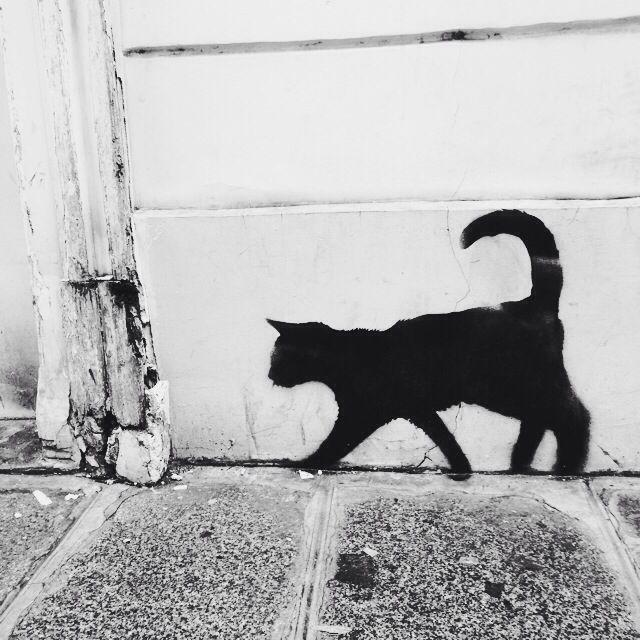 Street art Paris. Photo by Rune Todnem By.