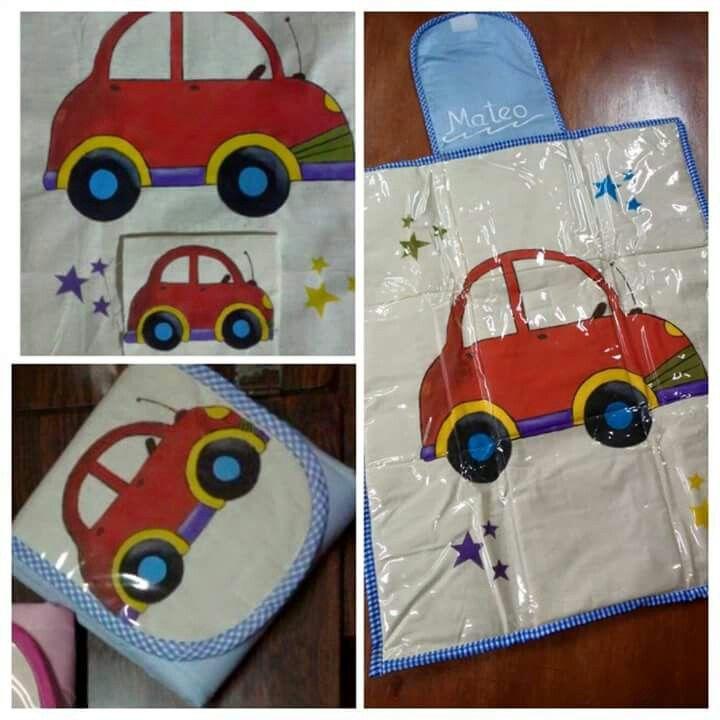 Cambiador para bebé (auto)