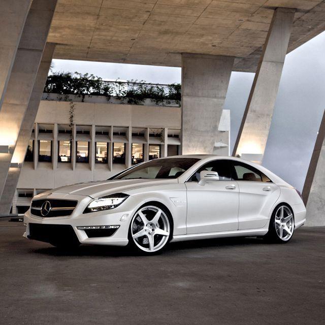 #Mercedes-Benz #CLS63 AMG