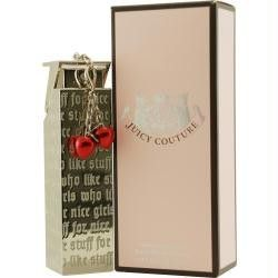 Juicy Couture By Juicy Couture Eau De Parfum Spray 1 Oz Traveler With Charm - EAU DE PARFUM SPRAY 1 OZ TRAVELER WITH CHARM Design House: Juicy Couture Fragrance Notes: Mandarin, Watermelon, Marigold,hyacinth, Passion Fruit, Creme Brulee, Vanilla,patchouli, Lily, Caramel, Woods, Tuberose, Wild Rose Recommended Use: Casual