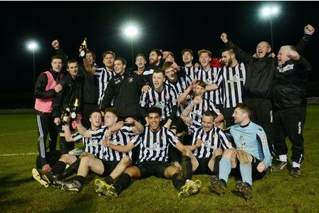 Cinderford Town refuse promotion to the Southern League Premier Division after winning the Division One South & West title.