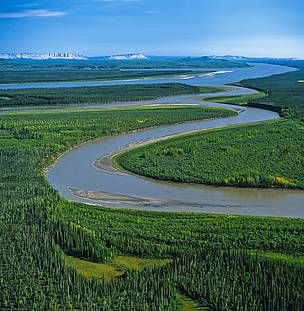 WWF - Some Canadian rivers at risk of drying up
