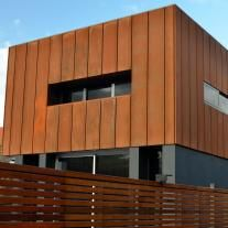 external cladding colorbond cladding - External Cladding For Houses