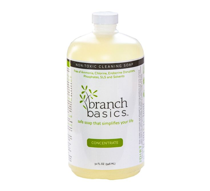 Home - Branch Basics- Our formula was created with the most sensitive in mind. It works to powerfully clean while only using the finest quality, natural ingredients.  It's the number one choice for moms and those with allergies, asthma, and chemical sensitivities.