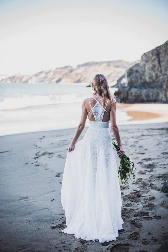 goedkoop worden laatste mode nieuwe stijlen Azalea Dress Special Order in 2019 - Hippie trouwjurken ...