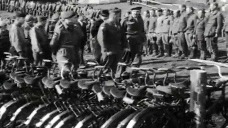 """allied"" treatment of German prisoners of war in a Norwegian POW camp, J..."