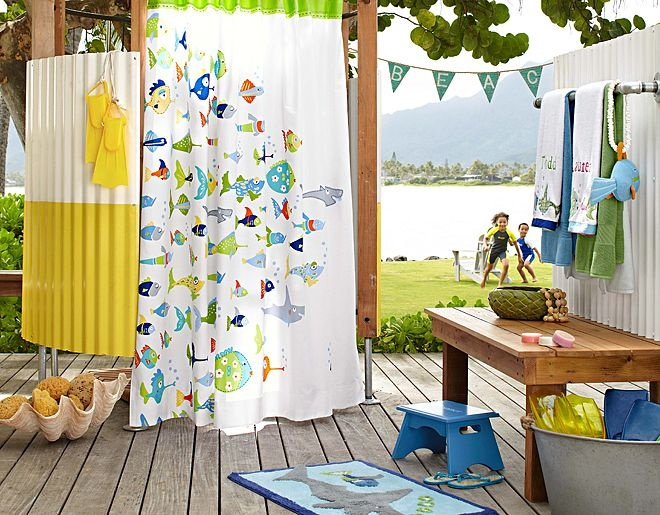 Pottery Barn Kids Ocean Bathroom