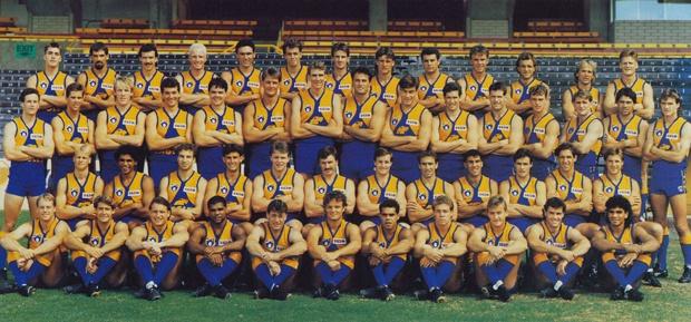 1991 Grand Final Team