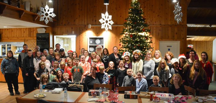 Merry Christmas from Big Brothers Big Sisters of Muskoka!! We had a blast at our annual Christmas Party!