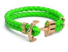Ocean Pole Yeşil Renk Deri Denizci Çapa Bileklik#ekoldüğmesi #koldüğmesi #cufflinks #alisveris #erkekmodası #kadınmodası #mensfashion #womensfashion #menstyle #womenstyle #woman #man #style #taki #stil #giyim #tarz #moda #life #aksesuar #shopping #gift #fashion #fashionista #yeşil #çapa #bileklik #green #anchor #wristband