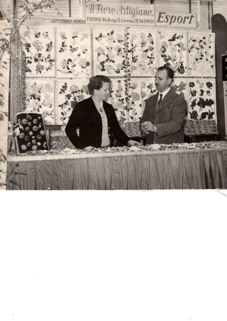 L'inizio della nostra storia...1955  #shareflorence #ilfioreartigiano #lanostrastoria