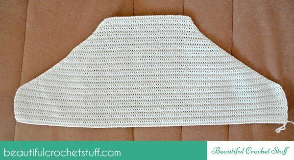 Crochet Patrón cabestro Top libre |  Hermosa ganchillo materia