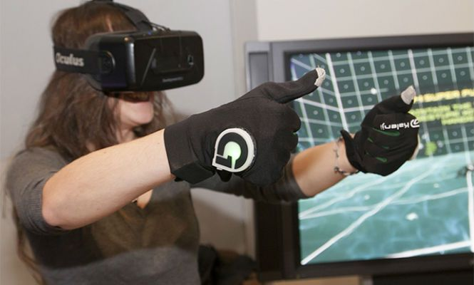 Glove One, el guante español para poder sentir la realidad virtual - elEconomista.es